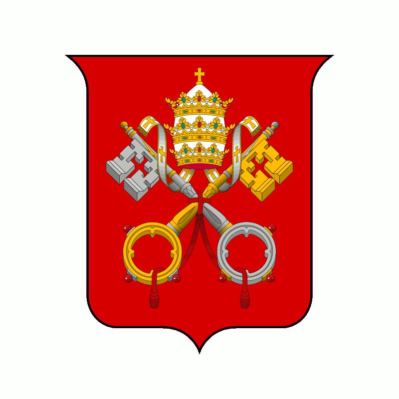 Badge of Vatican City