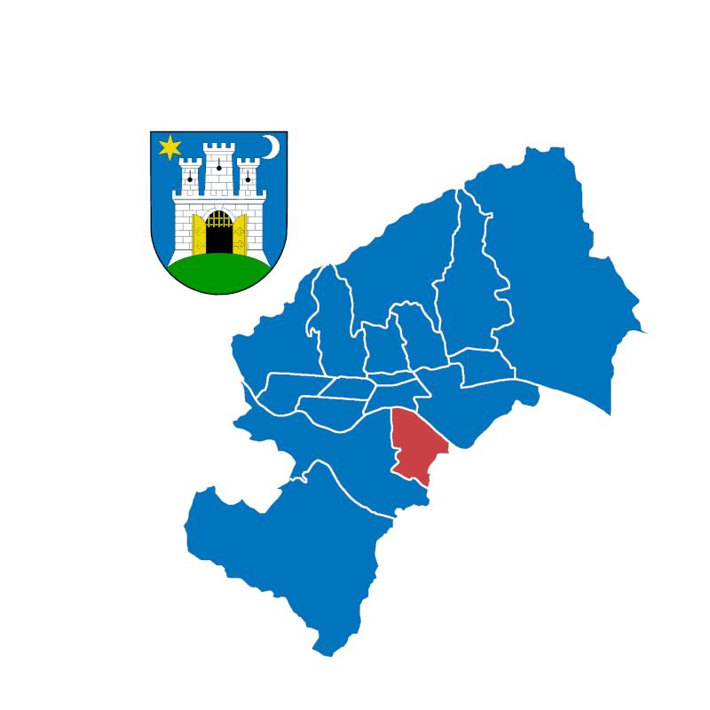 Badge of Gradska četvrt Novi Zagreb - istok