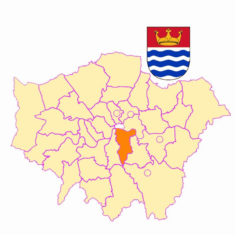 Badge of London Borough of Southwark