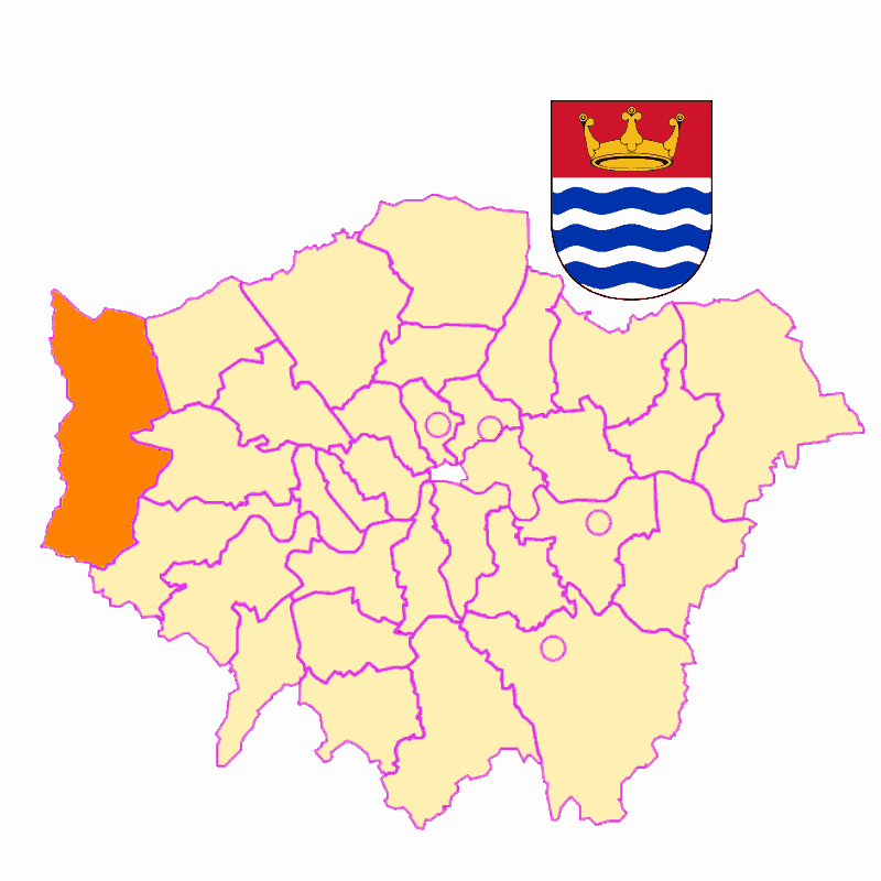 Badge of London Borough of Hillingdon