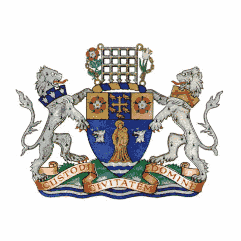 Badge of City of Westminster