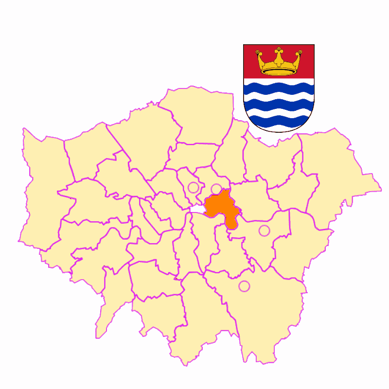 Badge of London Borough of Tower Hamlets