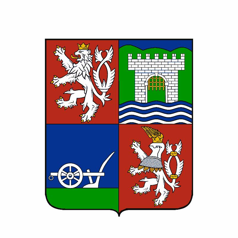 Badge of Ústecký kraj