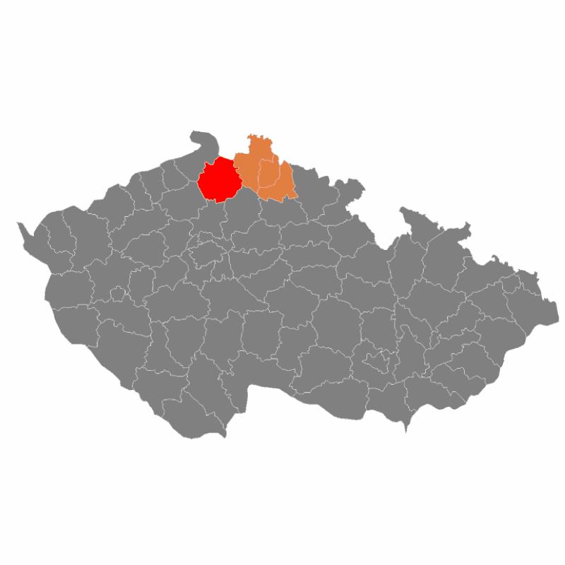 Badgers played here: 'okres Česká Lípa'.