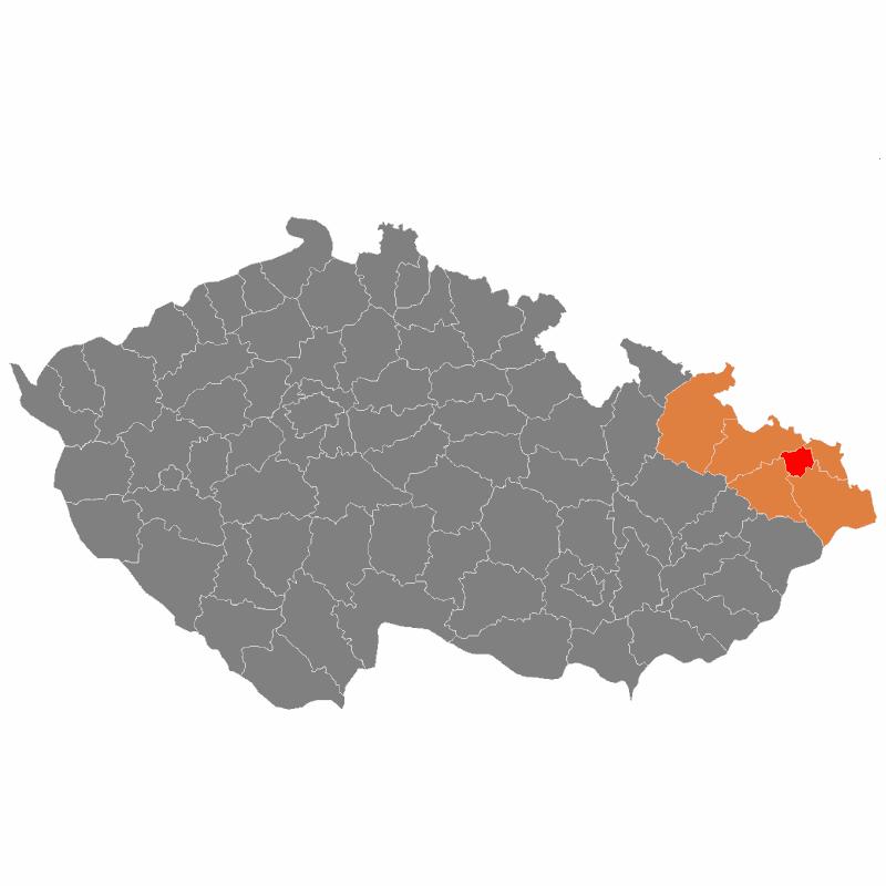 okres Ostrava-město