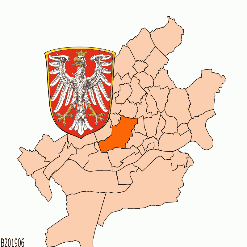 Badge of Bockenheim