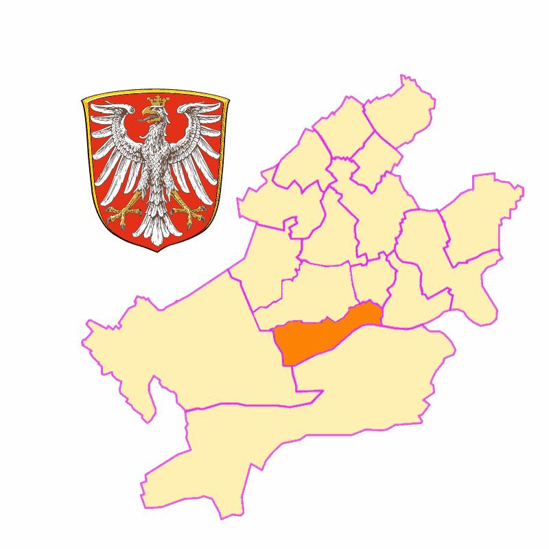 Badge of Innenstadt 1