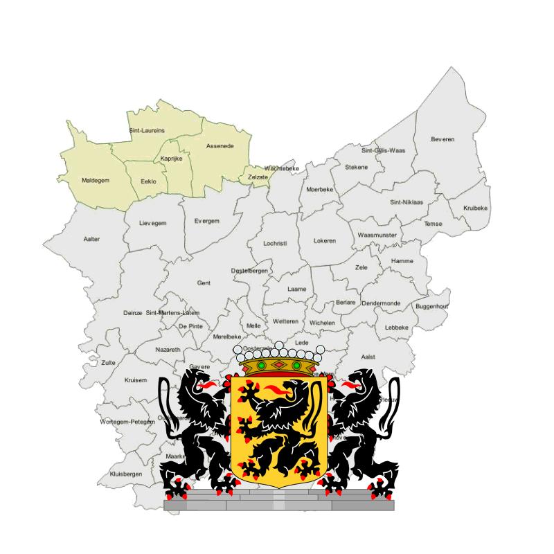 Badge of Eeklo
