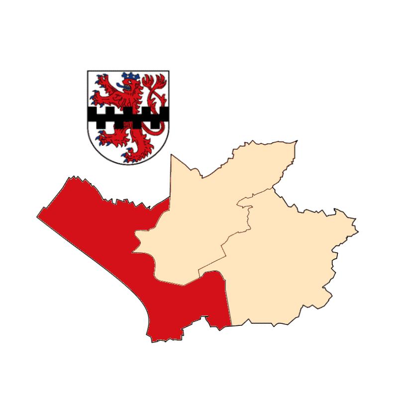 Badge of Stadtbezirk I