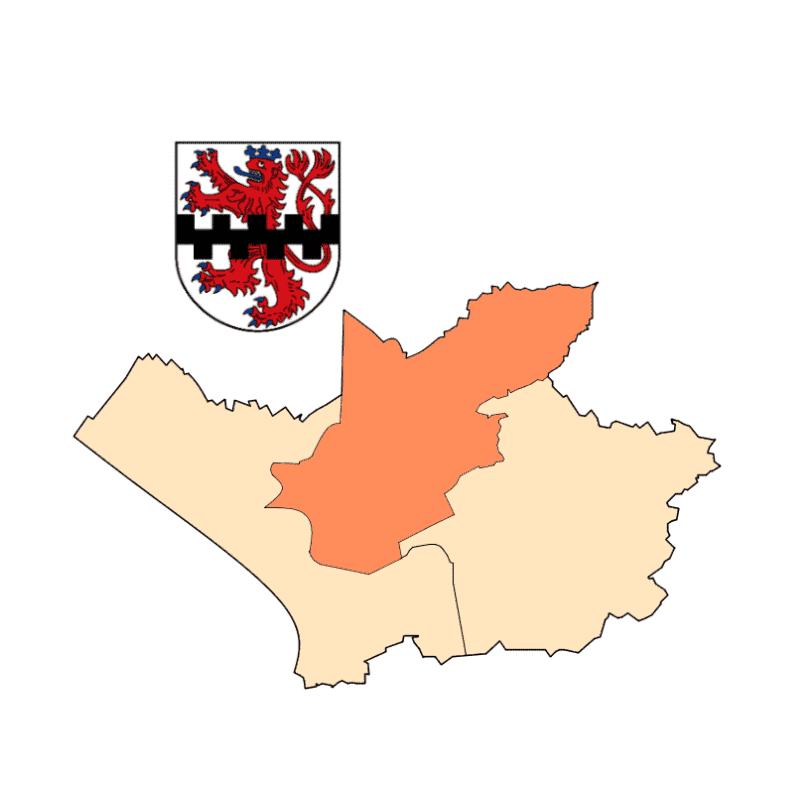 Badge of Stadtbezirk II