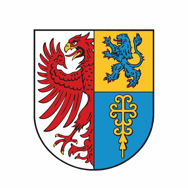 Badge of Altmarkkreis Salzwedel