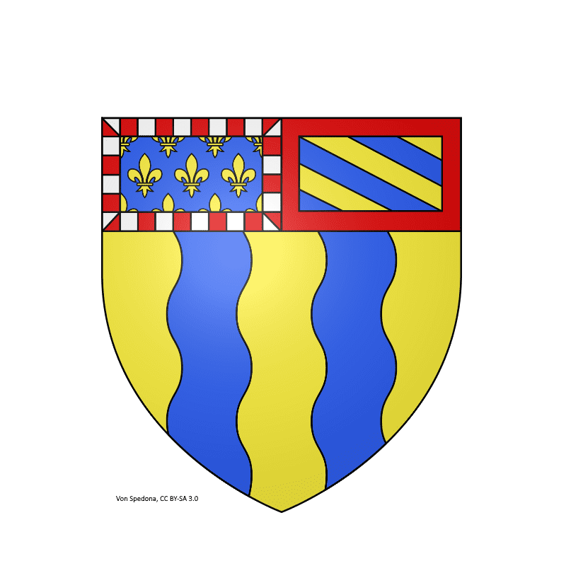 Badge of Saône-et-Loire