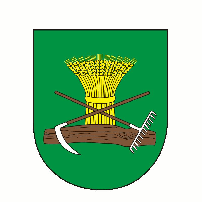 Badge of gmina Kłodawa