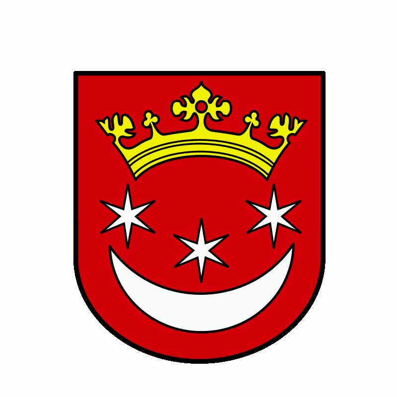 Badge of gmina Człopa