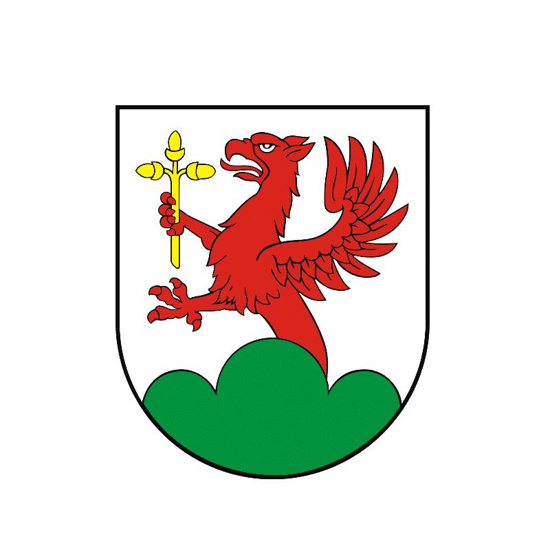 Badge of gmina Okonek