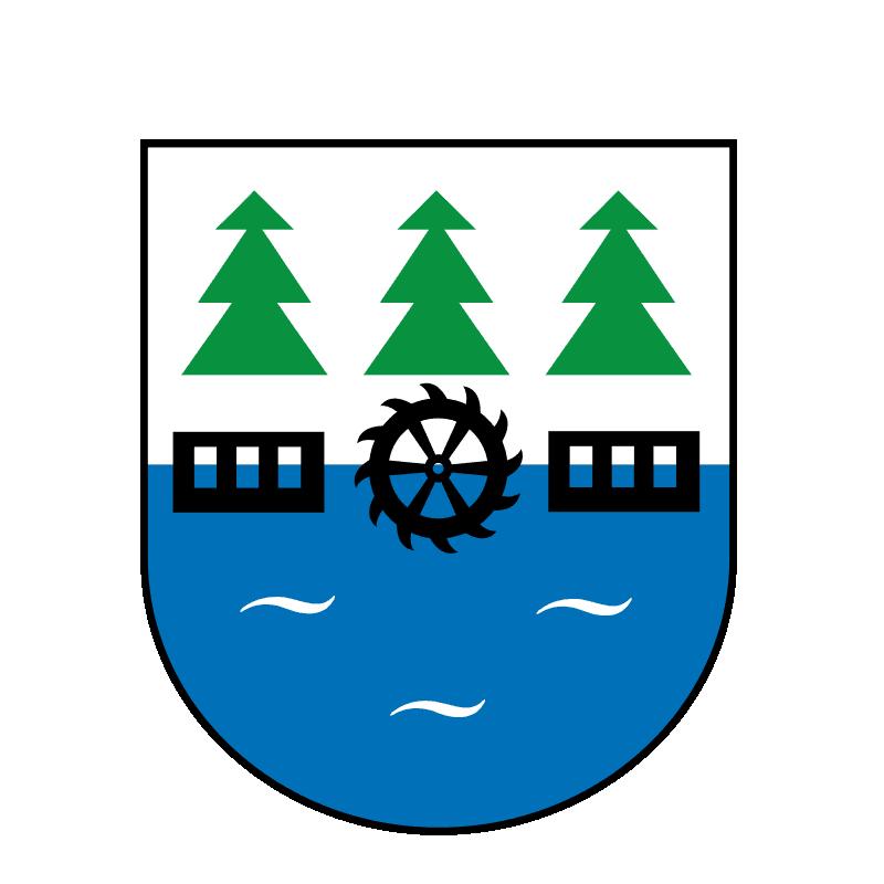 Badge of gmina Czersk