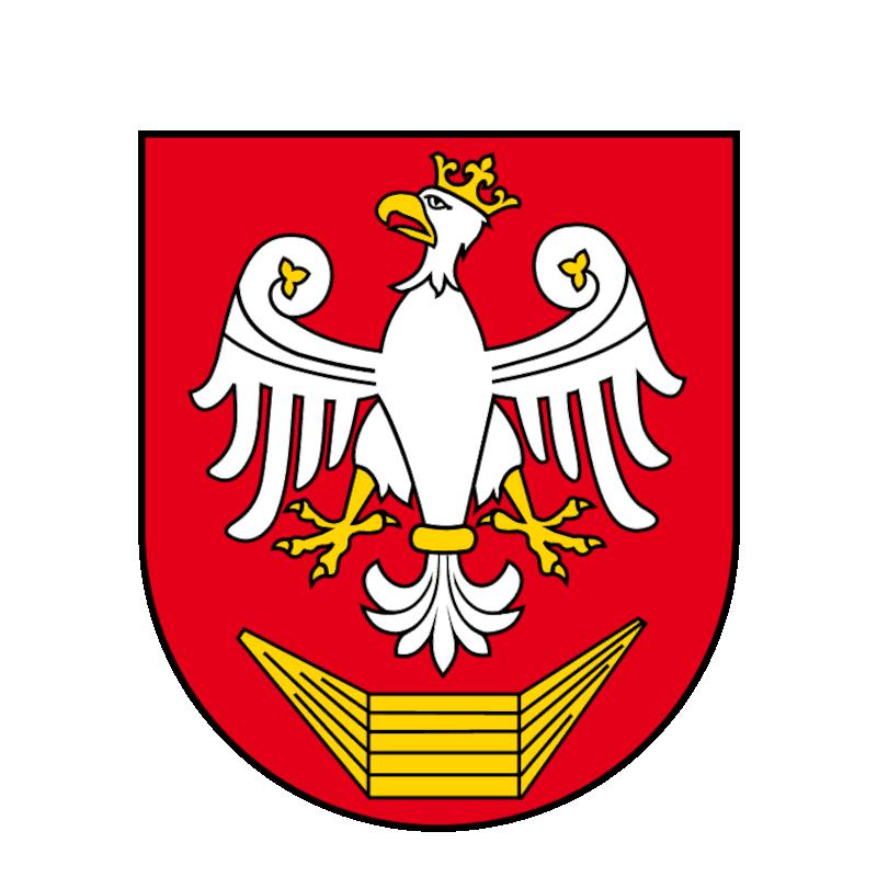 Badge of powiat wałecki