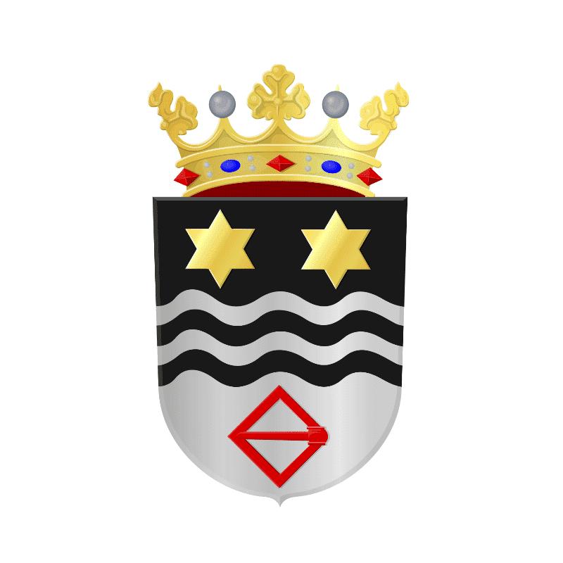 Badge of Noord-Beveland
