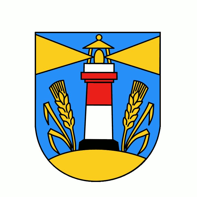 Badge of gmina Choczewo