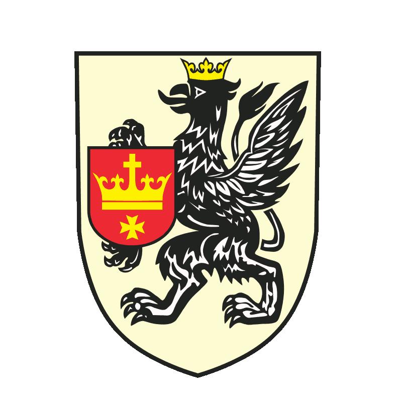 Badge of powiat starogardzki