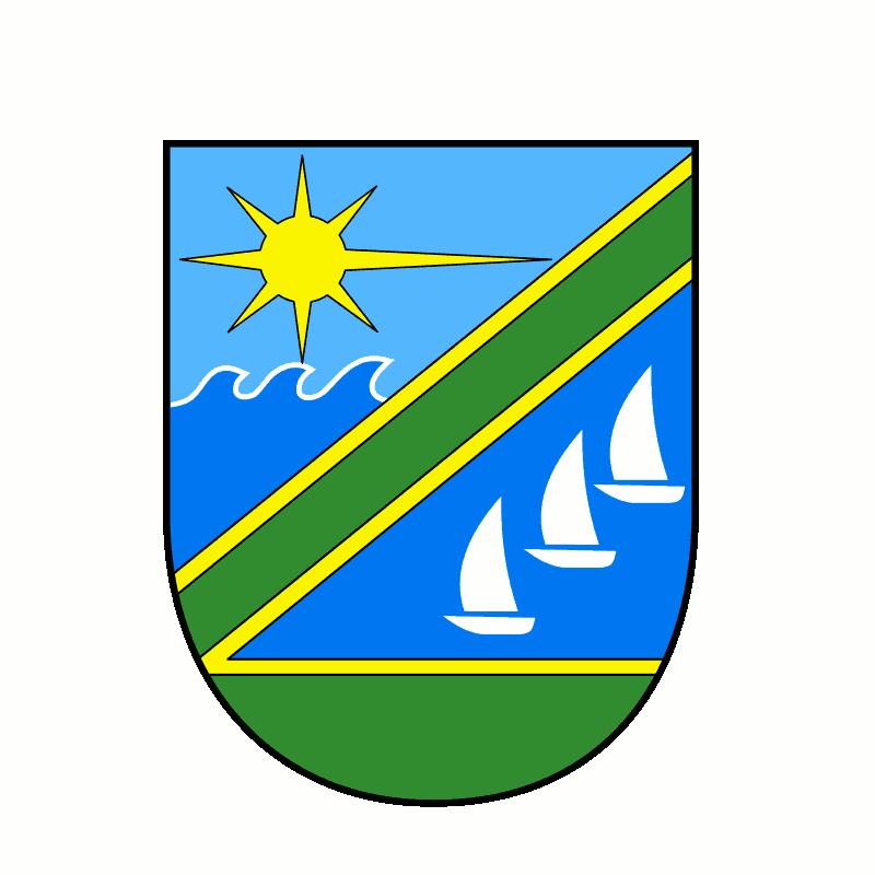 Badge of gmina Mielno