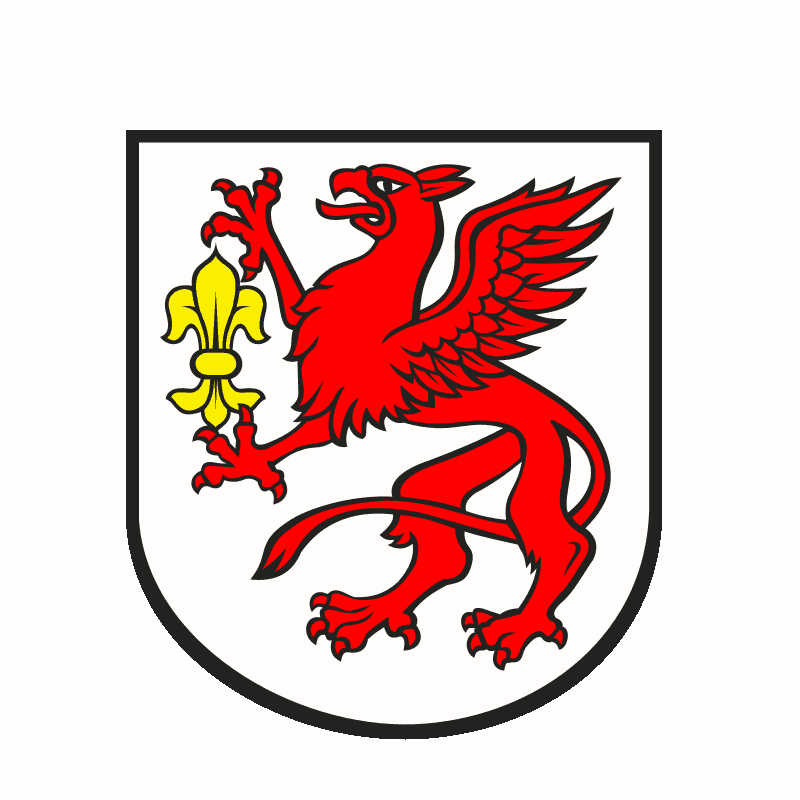 Badge of gmina Gryfice