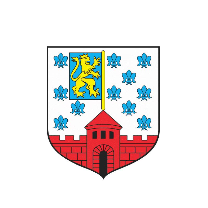 Badge of gmina Nowogard