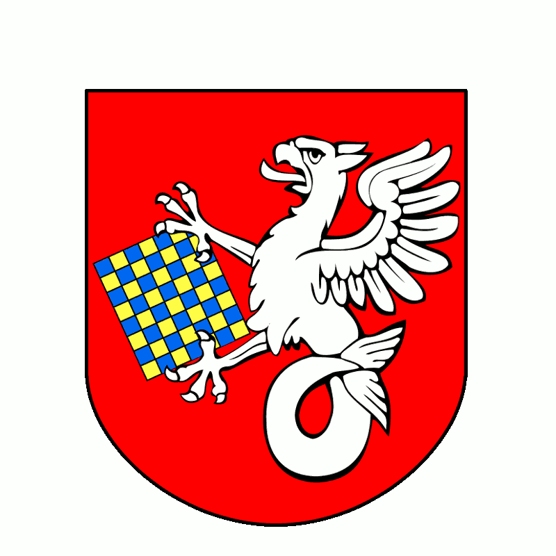Badge of powiat sławieński