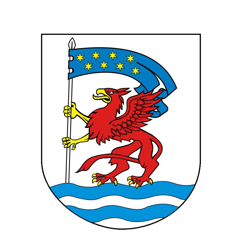 Badge of powiat koszaliński