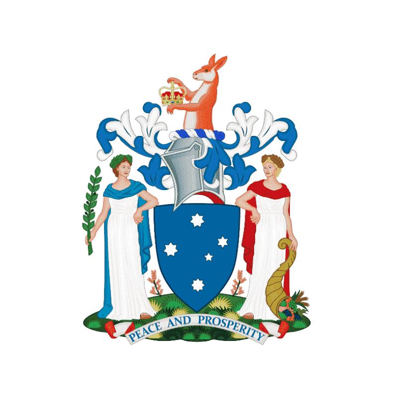 Badge of Victoria