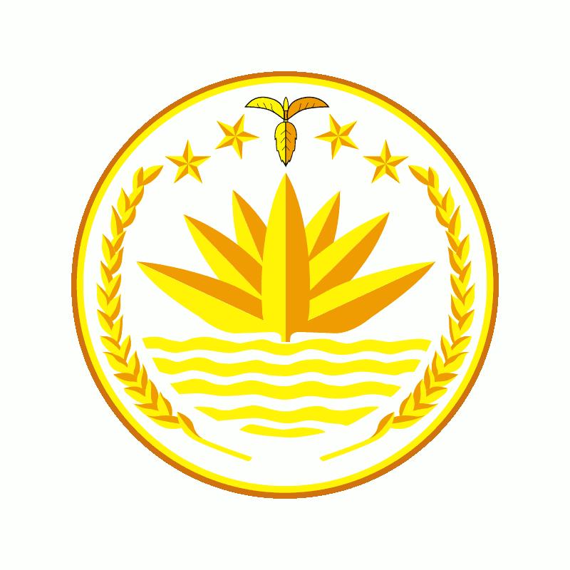Badge of Bangladesh