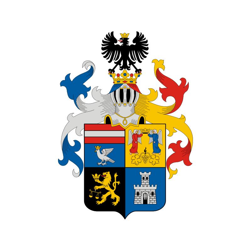 Badge of Borsod-Abaúj-Zemplén