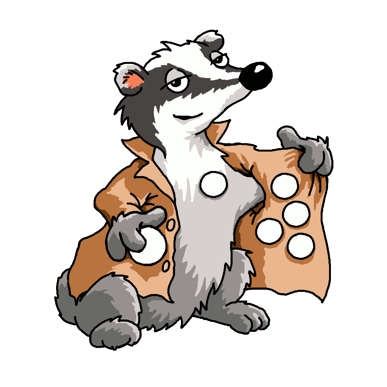 Seasonal Badger